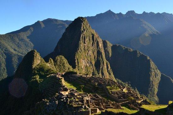 Lorenzo Expeditions: Salida del sol