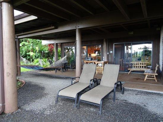 Maui Tradewinds: Suite's Patio area