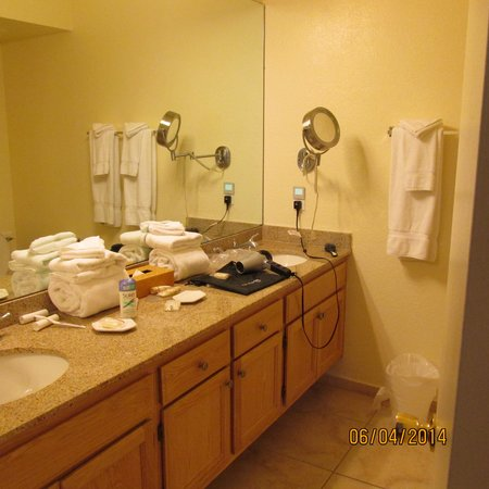 Vista Mirage : Master bath