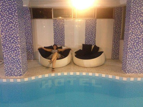 Thien Tung Hotel : pool