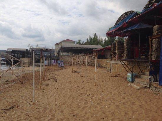 Feodosia: Это пляж:(