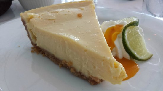 Shula's on the Beach: Exquisite Key Lime Pie