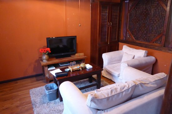 Wuer Inn: Lounge area