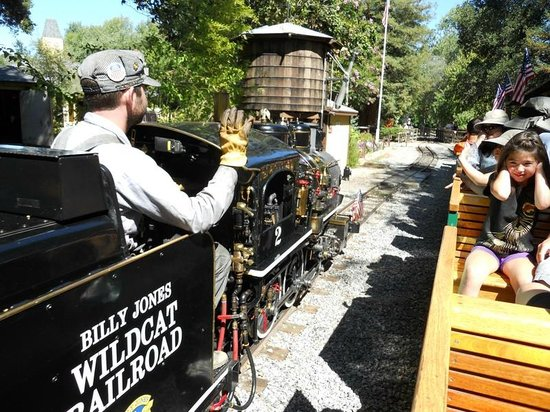 Billy Jones Wildcat Railroad