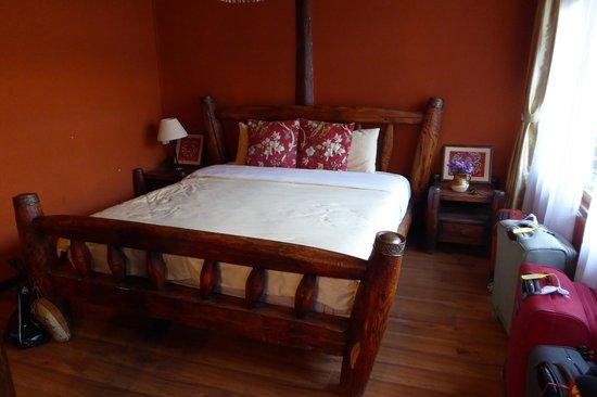 Wuer Inn: Comfy bed