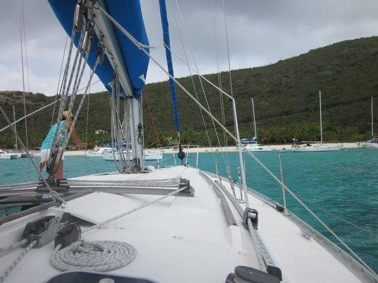 Cloud 9 Sailing Adventures: Sailing