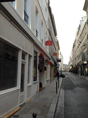 Hotel Saint Paul Rive Gauche : 飯店外觀