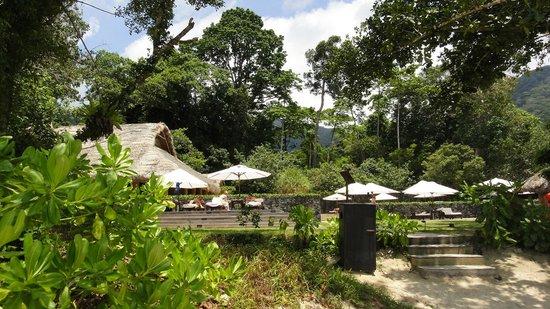 The Datai Langkawi: のんびり
