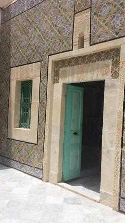 Museo Dar Essid: courtyard