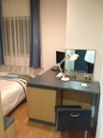 Hotel Flex: 部屋別方向から