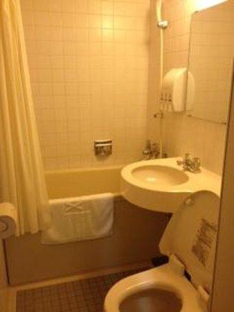 Hotel Flex: 浴室