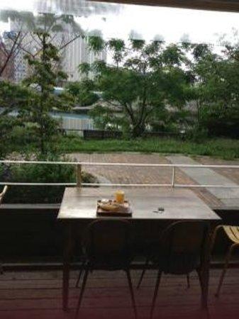 Hotel Flex : 朝食会場