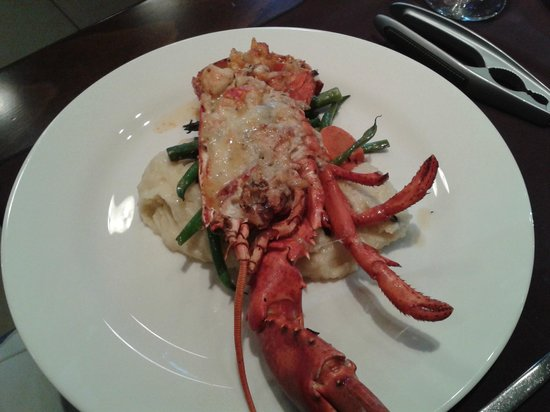 Bistro Narra: Lobster thermidor