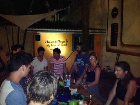 The Yak: Guacomole evening