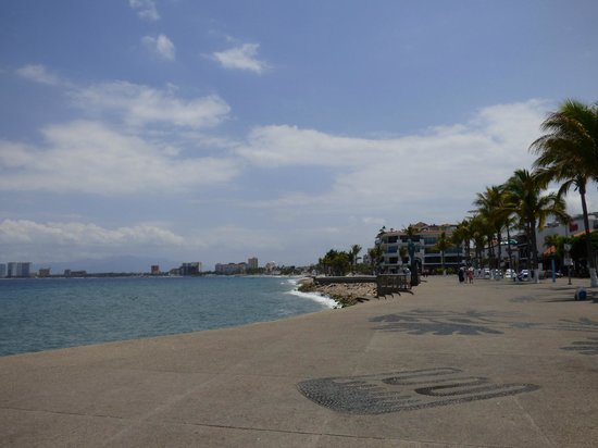 Puerto Vallarta's El Malecon Boardwalk: It's All About the Beaches