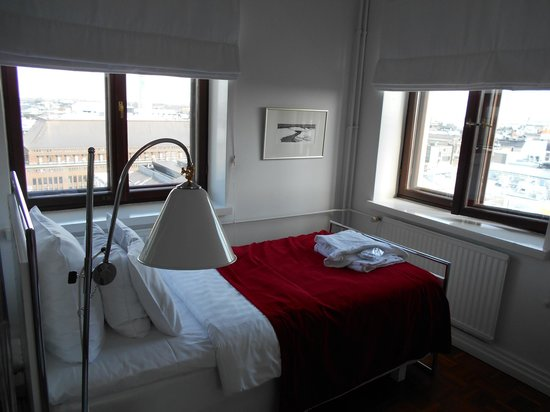 Solo Sokos Hotel Torni : Modern Room with a view