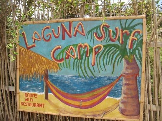 Laguna Surf Camp: un gran lugar!