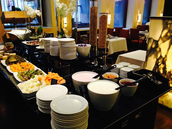 Solo Sokos Hotel Torni : Just one part of one section of the wonderful breakfast buffet
