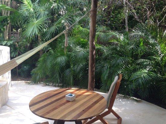 Viceroy Riviera Maya: Great spot for breakfast