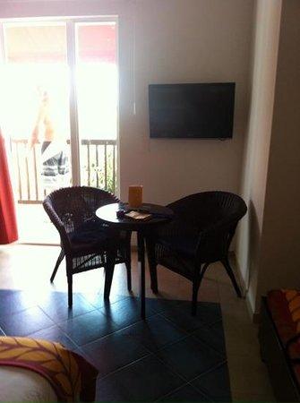 Decameron Barú: Habitacion del hotel