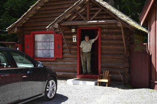Gateway Inn & Cabins : Cabin