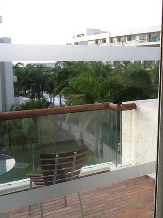 Estelar Playa Manzanillo: view from the room!