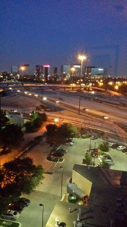 Sheraton Dallas Hotel by the Galleria: Beautiful View