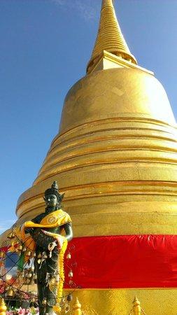 The Golden Mount (Wat Saket): Golden mount
