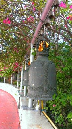 The Golden Mount (Wat Saket): bells