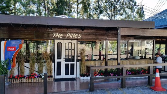 Kinabalu Pine Resort: The Pines Restaurant