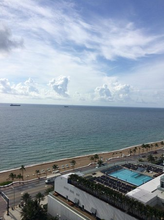 Hilton Fort Lauderdale Beach Resort: view from room