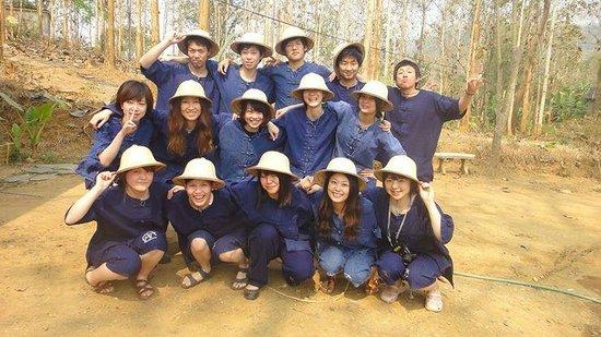 All Lao Elephant Camp : Mahout Uniform