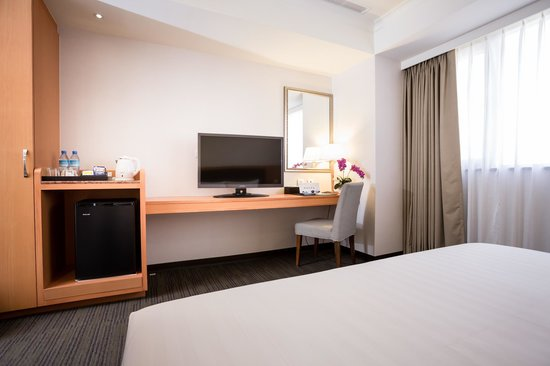 Fuward Hotel Tainan: 飯店客房