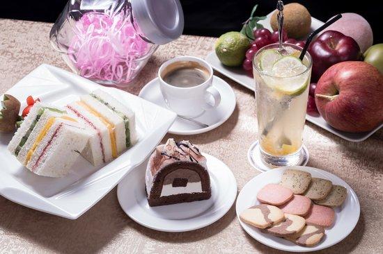 Fuward Hotel Tainan: 下午茶