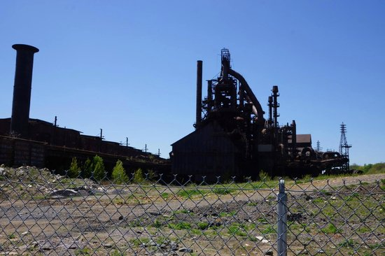 Sands Casino: Old Steel Mill