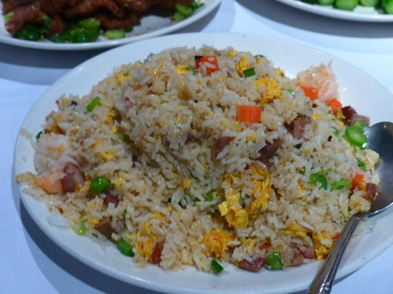 House Special Fried Rice - Picture of JR Bistro, Los ...