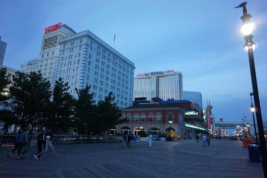 Resorts Casino Hotel: Hotel and Boardwalk