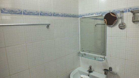 Palm Beach Resort: salle de bains