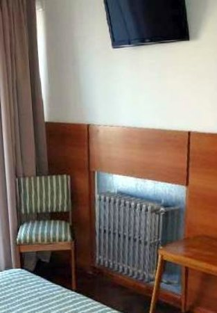 Grand Hotel Rio Cuarto: Suite detalles