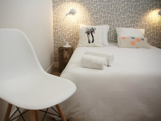 SLO Living Hostel : Chambre double