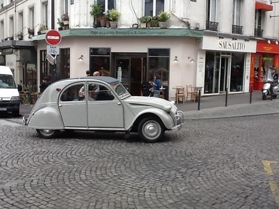 Café de Flore : mon petit paris