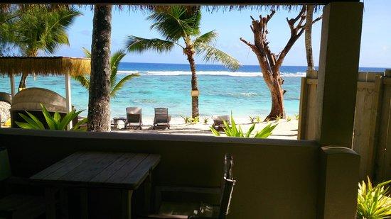 Crown Beach Resort & Spa : Beachfront Villa