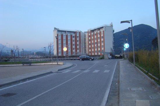 Hotel Novotel Salerno Est Arechi: Outside of hotel