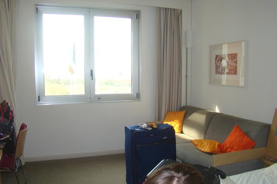 Hotel Novotel Salerno Est Arechi: Sitting Area