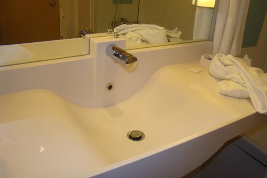 Hotel Novotel Salerno Est Arechi: Sink