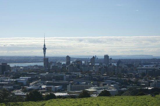 Mount Eden: Amazing view