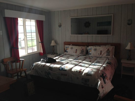 Deane's Oceanfront Lodge : Room #2