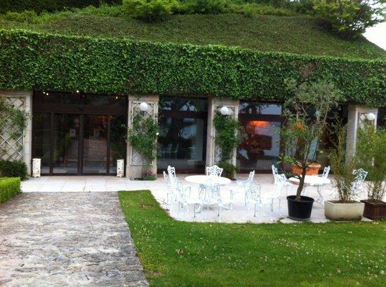 Le Palace de Menthon: Piscine