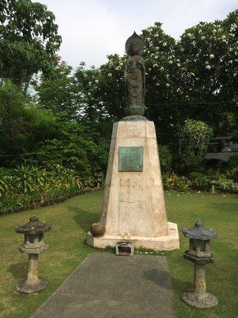 Marco Polo Plaza Cebu: 観音様