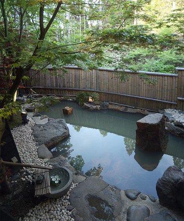Takefue: Личная ванна в другом номере